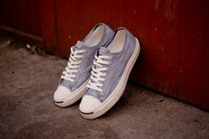 Converse Jack Purcell - Light Blue
