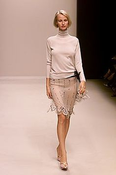 Prada Spring 2000 Ready-to-Wear Fashion Show - Esther de Jong, Miuccia Prada