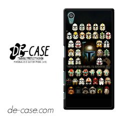 Star Wars Troopers DEAL-10073 Sony Phonecase Cover For Xperia Z5