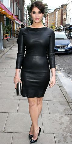 Look of the Day: May 29, 2013 - Gemma Arterton : InStyle.com