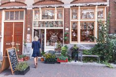 The Everygirl's City Guide to Amsterdam