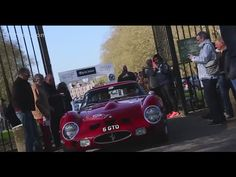 Video: Ferraris cross France | TheGentlemanRacer.com