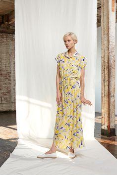Whit Spring 2016 Ready-to-Wear Fashion Show - Nora Vai