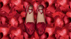 #Valentino #Camuamour #SS2015