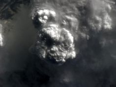 A Storm, Seen From Space