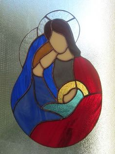 All Details You Need to Know About Home Decoration - Modern Stained Glass Ornaments, Stained Glass Christmas, Stained Glass Designs, Stained Glass Projects, Stained Glass Patterns, Stained Glass Art, Stained Glass Windows, Mosaic Glass, Christmas Nativity Scene