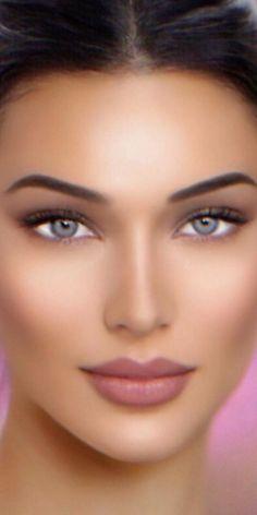 Beautiful Eyes, Beautiful Women, Woman Face, Faces, Victoria, Models, Disney, Beauty, Templates