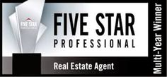 Multi-Year 5-Star Professional Award (Less than 7% of professionals in the St. Louis area receive this award)