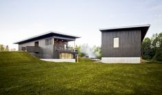 Architizer Blog » Featured Project: Station Blü Spa By Blouin Tardif