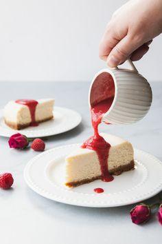 The Best Vanilla Cheesecake Recipe