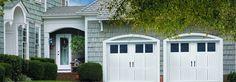 Milk paint garage and garage doors on pinterest for Garage door repair oxnard