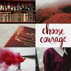harry potter aesthetics: Gryffindor 2/2