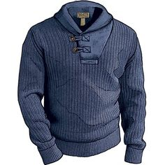 Men's High-Neck Infantry Sweater