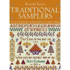 Traditional Samplers: Amazon.co.uk: Brenda Keyes: Books