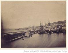 Cette en 1857 par Gustave le Gray