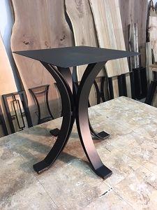 Steel Dining Table Base Ohiowoodlands Metal Table Legs Dining Table Metal Table Legs Steel Table Legs