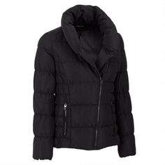 Kenneth Cole Asymmetrical Zip Down Puffy Jacket - Gifts Under $100 - Gifts for Her - Women's & Plus Size - Wilsons Leather