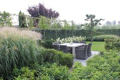 Middelgrote tuinen - Admiraal Tuinvorming - Hovenier Akersloot