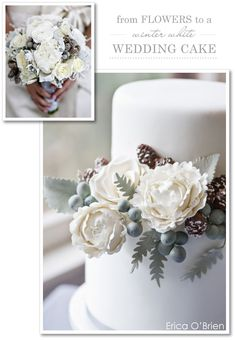 sweet #wedding cake inspiration!