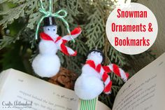 Snowman Crafts for Kids: Quick & Easy - Crafts Unelashed