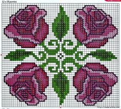 .ь25 (700x634, 583Kb) Biscornu Cross Stitch, Cross Stitch Tree, Cross Stitch Needles, Cross Stitch Heart, Beaded Cross Stitch, Cross Stitch Borders, Crochet Cross, Cross Stitch Flowers, Cross Stitch Designs