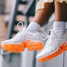quality design 5fcb3 bf878 Carousel image 1 Off White Trainers, Orange Trainers, Nike Trainers, Nike  Air Max