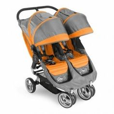 Baby Jogger City Select Double Stroller: Just got a new stroller for the twins. Just waiting for it to arrive. GREAT DEAL!!