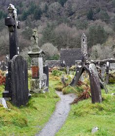 Capturing the color of Glendalough, County Wicklow, Ireland - Life in Dutch: Capturing the Color