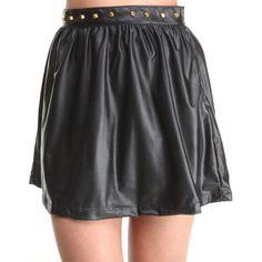 Jupe cloutée Urban Chic, Gym Men, Skater Skirt, Ali, Street Wear, Skirts, Collection, Fashion, Skirt