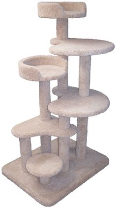 Davinci Cat Tree - CatsPlay.com . This is great but I'll never understand why these things are so expensive. This is $ 529 !!