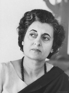 Indira Gandhi (1917-1984), Prime Minister of India, the world's longest-serving female of that distinction. She led India, not without controversy, for much of two decades through recession, famine, the detonation of the nation's first atomic bomb, a corruption scandal and a civil war in neighboring Pakistan which ultimately led to the creation of a new state, Bangladesh. She was assassinated in 1984.