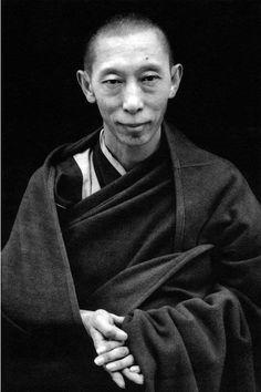 """I am never tired. I am never discouraged. I give my life joyfully for Kadam Dharma."" - Geshe Kelsang Gyatso."