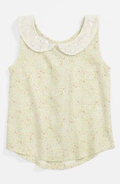 Sovereign Code Daisy Tank Top (Toddler Girls) available at #Nordstrom