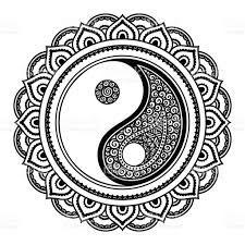 Resultado de imagem para mandala yin yang