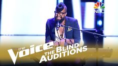 """The Voice 2018 Blind Audition - Terrence Cunningham: """"My Girl"""""""