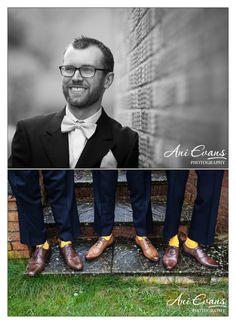 Wethele Manor Wedding Photography Socks