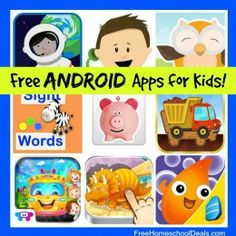 Free Educational Apps for Android