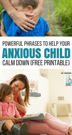 13 Powerful Phrases Proven to Help an Anxious Child Calm Down via lemonlimeadv Jaco, Emotional Development, Child Development, Parenting Advice, Kids And Parenting, Burn Out, Stress, Understanding Anxiety, Anxiety In Children