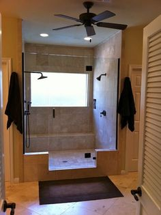 Removed tub and turn into large shower