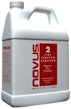 NOVUS PC208 Plastic Fine Scratch Remover  64 oz ** Read more reviews of the product by visiting the link on the image.