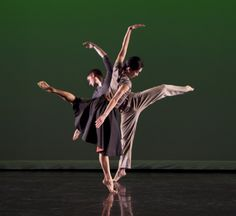 Festival Dance by Mark Morris for Mark Morris Dance Group (Santa Barbara 2012)