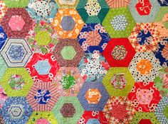 Quilting Fabrics: I Would Never Do That