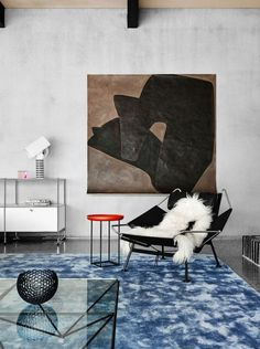Modern Minimalism For A Home In The Country