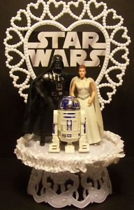 This Star Wars cake topper has us a little confused (but there *are* others available!)