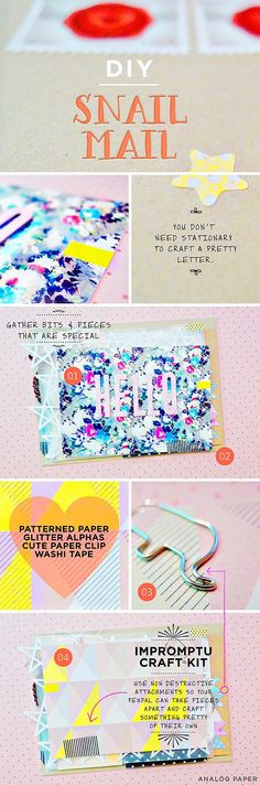 Sweet Mail Exchange - Inspiration Board - Sweet Shoppe Community