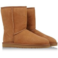 UGG AUSTRALIA Rain & Cold weather boots ($158) ❤ liked on Polyvore  featuring shoes