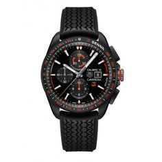 Tag Heuer Carrera Calibre 16 Senna edition