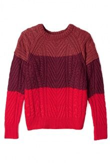 connolly stripe sweater by Marc by Marc Jacobs