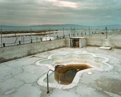 Deserted Places: Pictures of abandoned swimming pools