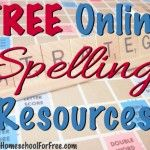Several Free Online Spelling Resources